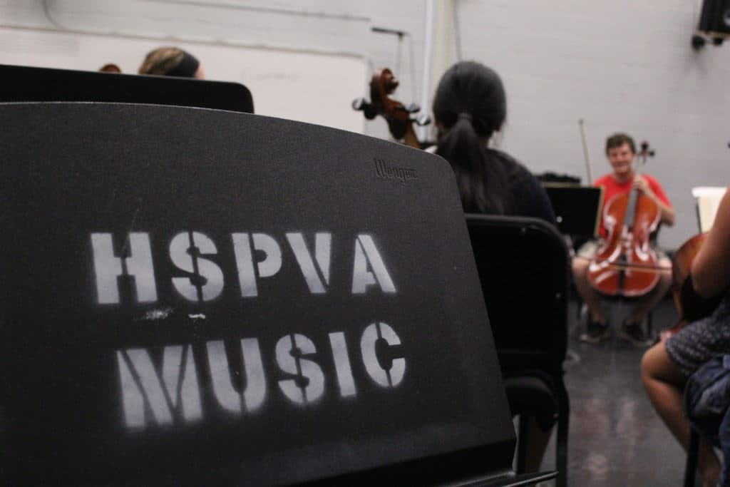 HSPVA Instrumental Music Department