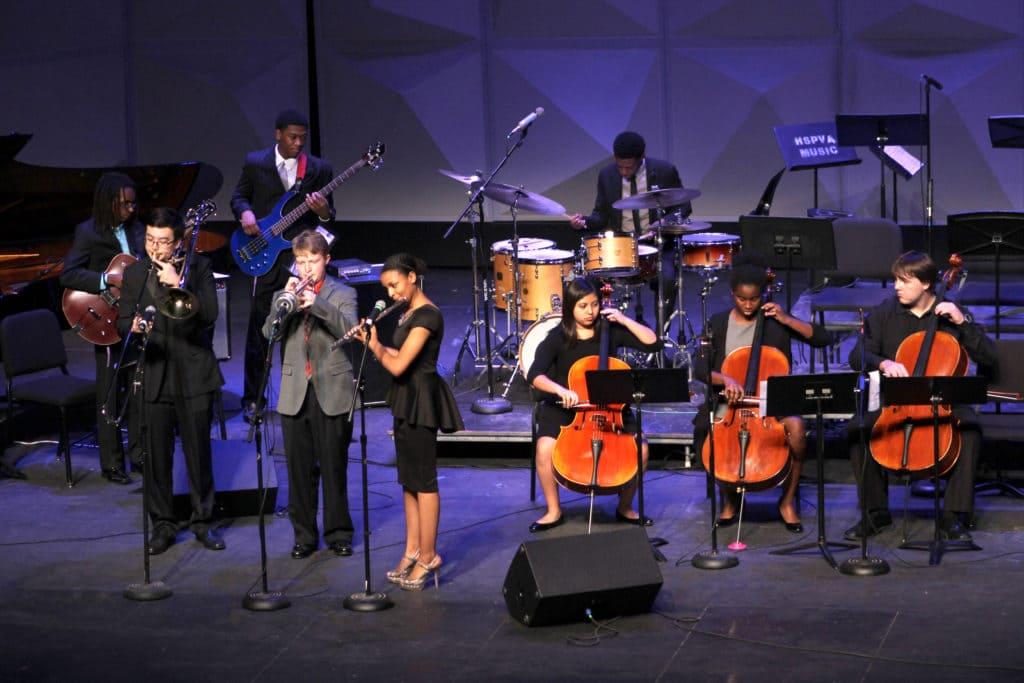 Kinder HSPVA Music Concert