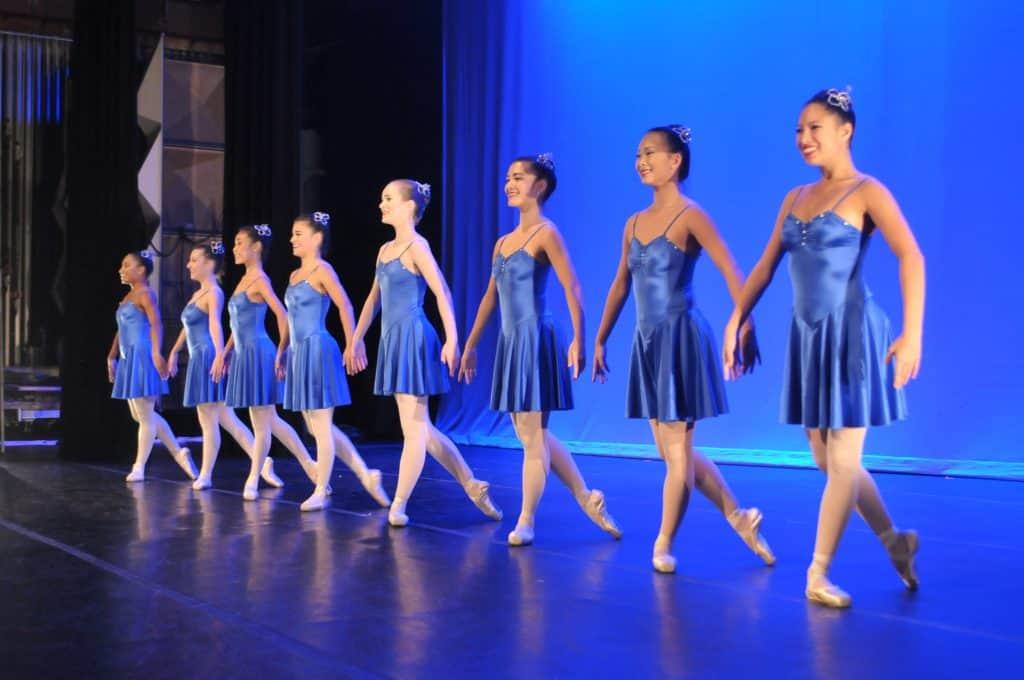 Kinder HSPVA Dance Department