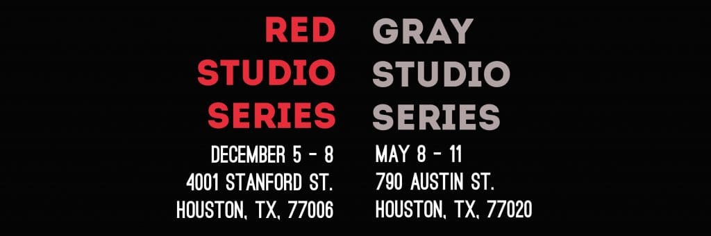 Kinder HSPVA presents the Red & Gray Studio Series